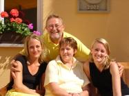 Die Familie Wichert freut sich auf Sie